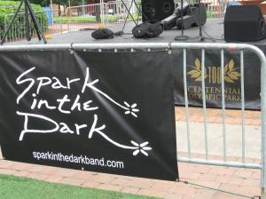 Spark in the Dark at Centennial Olympic Park, 5-16-2013